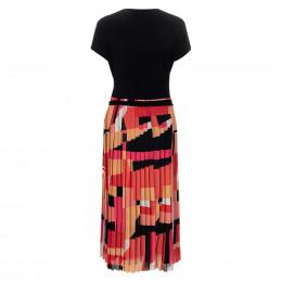 Kleid - Slim Fit - Wickeloptik online im Shop bei meinfischer.de kaufen