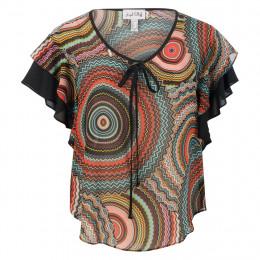 Shirt - oversized - Farbmix online im Shop bei meinfischer.de kaufen