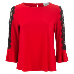 Shirt - Regular Fit - Spitze online im Shop bei meinfischer.de kaufen
