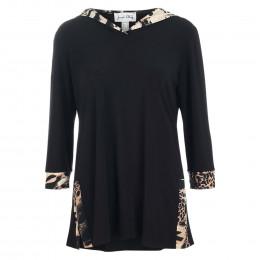 Shirt - Regular Fit - Kapuze online im Shop bei meinfischer.de kaufen