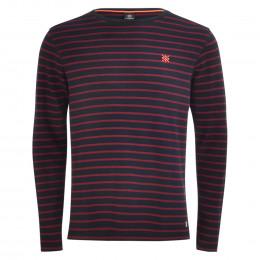 Sweatshirt - Regular Fit - Stripes online im Shop bei meinfischer.de kaufen