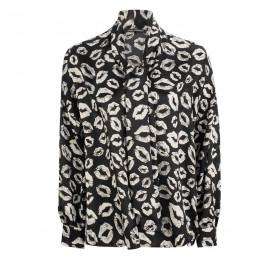 Bluse - Comfort Fit - Seide online im Shop bei meinfischer.de kaufen