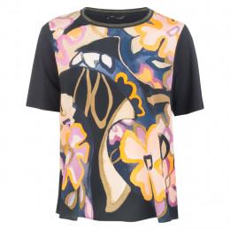 T-Shirt - Loose Fit - Rundhals online im Shop bei meinfischer.de kaufen