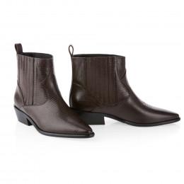Ankle-Boots - Leder online im Shop bei meinfischer.de kaufen