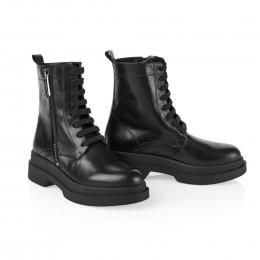 Schnür-Boots - Leder online im Shop bei meinfischer.de kaufen