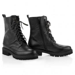 Boots - Leder online im Shop bei meinfischer.de kaufen
