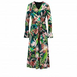 Kleid - fitted - Seiden-Mix online im Shop bei meinfischer.de kaufen