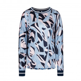 Blusenshirt - Comfort Fit - Seiden-Mix online im Shop bei meinfischer.de kaufen