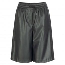 Shorts - Loose Fit - Lederoptik online im Shop bei meinfischer.de kaufen