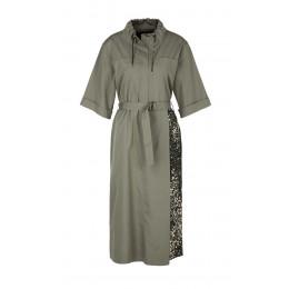 Kleid - fitted - unifarben online im Shop bei meinfischer.de kaufen