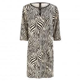 Kleid - Regular Fit - Animalprint online im Shop bei meinfischer.de kaufen