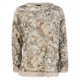 Pullover - Loose Fit - Print online im Shop bei meinfischer.de kaufen