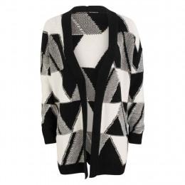 Cardigan - Comfort Fit - Muster online im Shop bei meinfischer.de kaufen