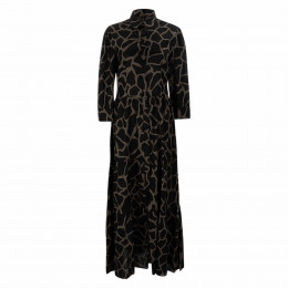 Kleid - Regular Fit - Allover Print online im Shop bei meinfischer.de kaufen