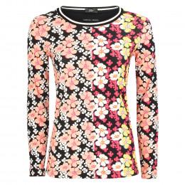 Shirt - Regular Fit - Flowerprint online im Shop bei meinfischer.de kaufen