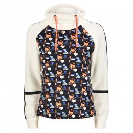 Sweatshirt - Loose Fit - Print online im Shop bei meinfischer.de kaufen