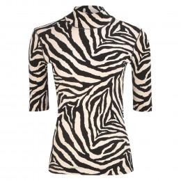 Shirt - Slim Fit - Zebra-Print online im Shop bei meinfischer.de kaufen