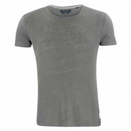 T-Shirt - Regular Fit - Leinen online im Shop bei meinfischer.de kaufen