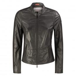 Lederjacke - fitted - Zipper online im Shop bei meinfischer.de kaufen