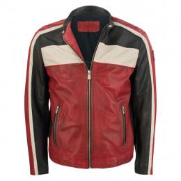 Lederjacke - Jack - Biker-Style online im Shop bei meinfischer.de kaufen