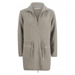 Woll-Cardigan - Comfort Fit - Nietendekor online im Shop bei meinfischer.de kaufen