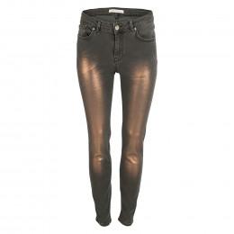 Jeans - Slim Fit - Shiny-Patch online im Shop bei meinfischer.de kaufen