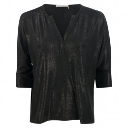 Shirt - Regular Fit - Glitzer Look online im Shop bei meinfischer.de kaufen