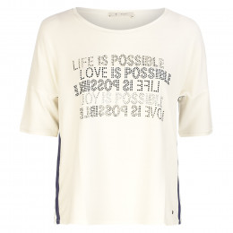 Shirt - Loose Fit - Wording online im Shop bei meinfischer.de kaufen