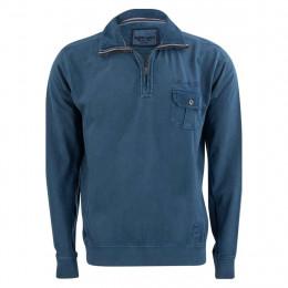 Sweatshirt - Regular Fit - Zipper online im Shop bei meinfischer.de kaufen