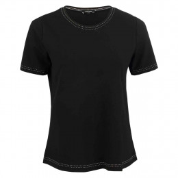 T-Shirt - Regular Fit - Ziernähte online im Shop bei meinfischer.de kaufen