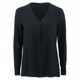 Bluse - Regular Fit - V-Neck online im Shop bei meinfischer.de kaufen