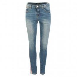 Jeans - Slim Fit - Galonstreifen online im Shop bei meinfischer.de kaufen