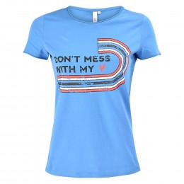 T-Shirt - Slim Fit - Print online im Shop bei meinfischer.de kaufen