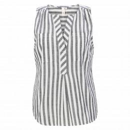 Bluse - Loose Fit - Stripes online im Shop bei meinfischer.de kaufen
