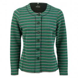 Strickjacke - Regular Fit - Stripes online im Shop bei meinfischer.de kaufen
