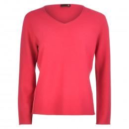 Pullover - Loose Fit - V-Neck online im Shop bei meinfischer.de kaufen
