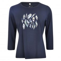 Shirt - Regular Fit - 3/4-Arm online im Shop bei meinfischer.de kaufen