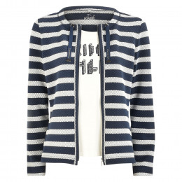 Twin-Set - Loose Fit - Stripes online im Shop bei meinfischer.de kaufen