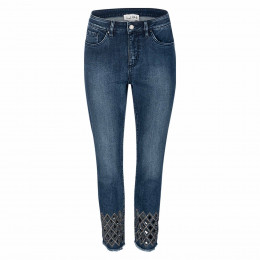 Jeans - Slim Fit - Strass online im Shop bei meinfischer.de kaufen