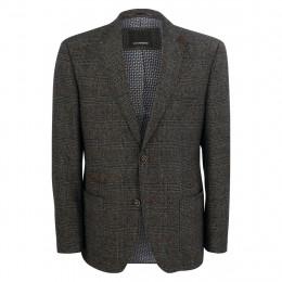 Woll-Sakko - Regular Fit - Muster online im Shop bei meinfischer.de kaufen