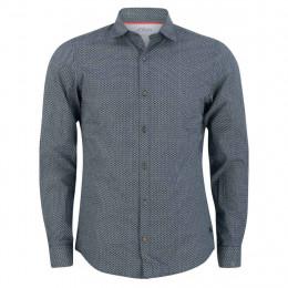 Freizeithemd - Slim Fit - Minicheck online im Shop bei meinfischer.de kaufen