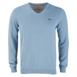 Pullover - Regular Fit - V-Neck online im Shop bei meinfischer.de kaufen