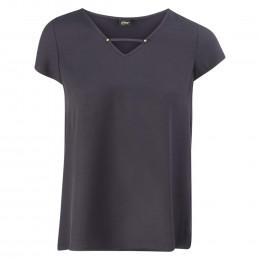 T-Shirt - Regular Fit - V-Neck online im Shop bei meinfischer.de kaufen