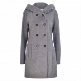 Mantel - Regular Fit - Kapuze online im Shop bei meinfischer.de kaufen