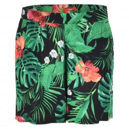 Shorts - Loose Fit - Flower Print online im Shop bei meinfischer.de kaufen