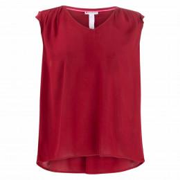 Bluse - Loose Fit - V-Neck online im Shop bei meinfischer.de kaufen