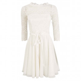 Kleid - fitted - Spitze online im Shop bei meinfischer.de kaufen