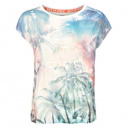 Blusenshirt - Comfort Fit - Print online im Shop bei meinfischer.de kaufen