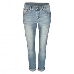 Boyfriend-Jeans - Tapered Leg - cropped online im Shop bei meinfischer.de kaufen