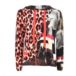 Sweatshirt - Regular Fit - Muster online im Shop bei meinfischer.de kaufen